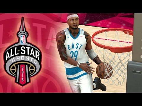 NBA 2K17 MyCAREER - All Star Game! Shawn Goes Off For 50?! The RAGE IS BACK!!
