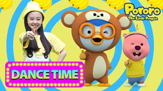 Banana Song  Banana Allergy Monkey Dance Ver.  Kids Songs  PORORO X OH MY GIRL