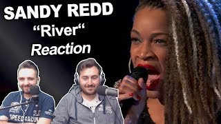 """Sandy Redd - River"" Singers Reaction"