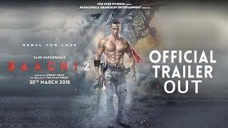 Baaghi 2 Official Trailer Out Review | Tiger Shroff | Disha Patani | Sajid Nadiadwala | Ahmed Khan