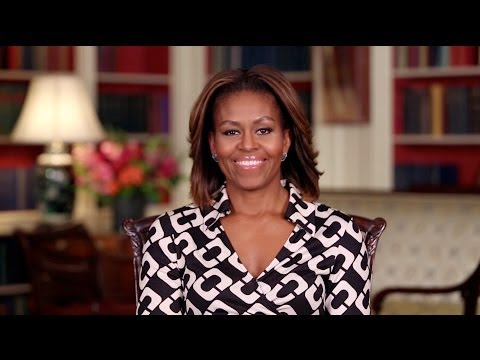 First Lady Michelle Obama on Veterans Health Care