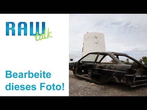 RAW Talk #7 - Meine Bearbeitung in Photoshop