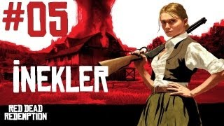 Red Dead Redemption - Bölüm 05 - İnekler (PS3/X360) [HD]