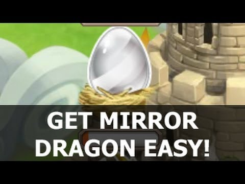 How To GET MIRROR DRAGON In Dragon City Breeding Guide