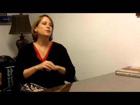 Julie Anderson--Speakers she admires