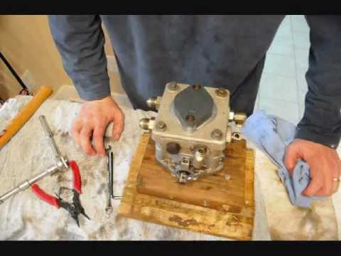 Hydro-Gear rebuild.wmv