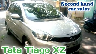 Tata Tiago XZ Used car sales