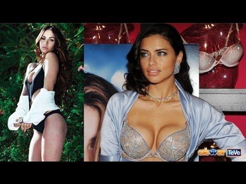 Mejores Cuerpos de Bikini: Rihanna, Adriana, Megan, y Selena