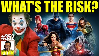 WHAT'S THE RISK? – Joker Pitch, Mystery Batman Villain, Suicide Squad, Snyder Cut Release Options