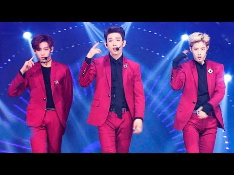 《POWERFUL》 GOT7(갓세븐) - 니가 하면(If You Do) @인기가요 Inkigayo 20151018