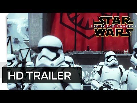 Star Wars: Das Erwachen der Macht - Zweiter offizieller Teaser Trailer HD (Deutsch | German)