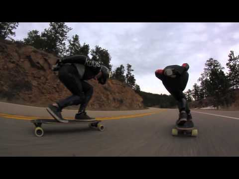 Raw Run: Colorado Dawn Patrol