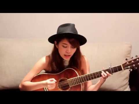 Teardrops on my guitar cover by Faii Apapat
