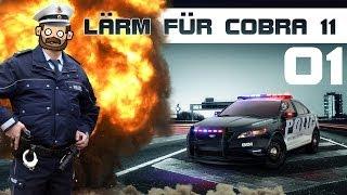 Lärm mit Cobra 11 - #001 - Die Autobahnpozilei ruft! [FullHD] [deutsch]