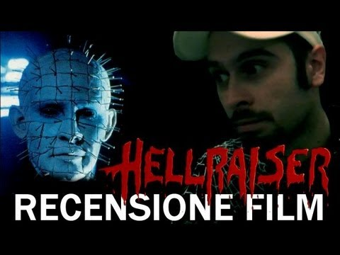 H.h Recensioni: Hellraiser video