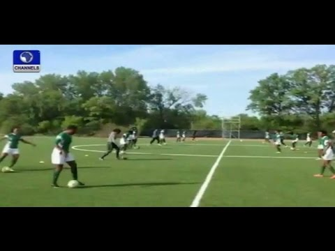Sports This Morning: Nigeria Women In Camp For 2016 Olympic Qualifier -- 170715 Part 1