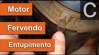 Dr CARRO Superaquecimento do Motor - Obstrução Canalha