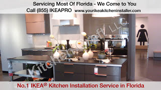 Ikea Kitchen Cabinet Assembly and Installation