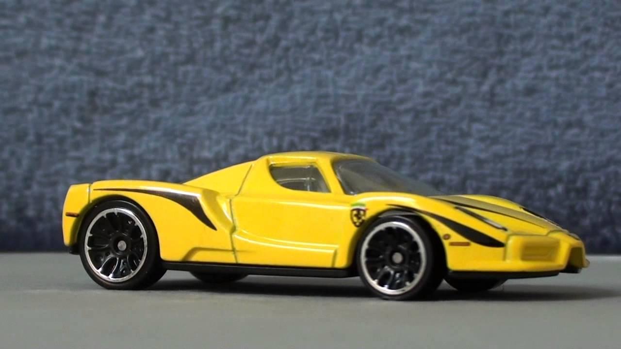 Awesome Hot Wheels Car Enzo Ferrari Youtube