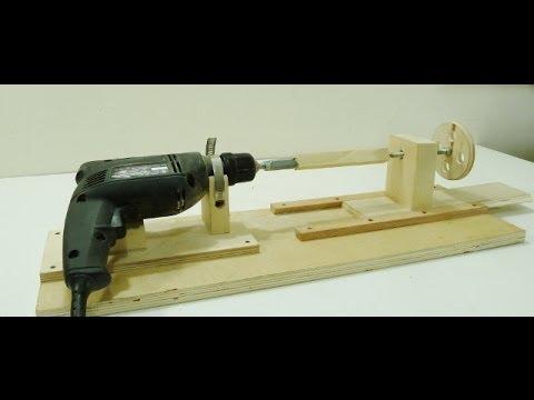 How to make a Mini Lathe.mp3