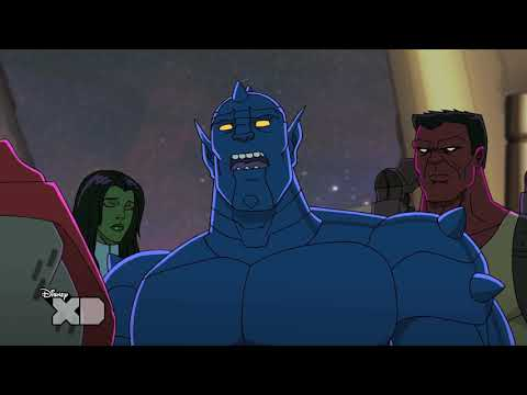 Hulk and the Agents Of S.M.A.S.H - For Asgard
