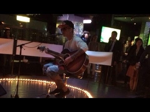 Justin Bieber Performing at VS Nightclub in Tokyo Japan!