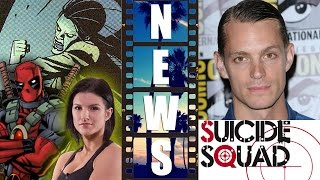Deadpool 2016 adds Gina Carano, Joel Kinnaman up for Suicide Squad movie - Beyond The Trailer