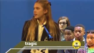 2018 Mobile County Regional Spelling Bee