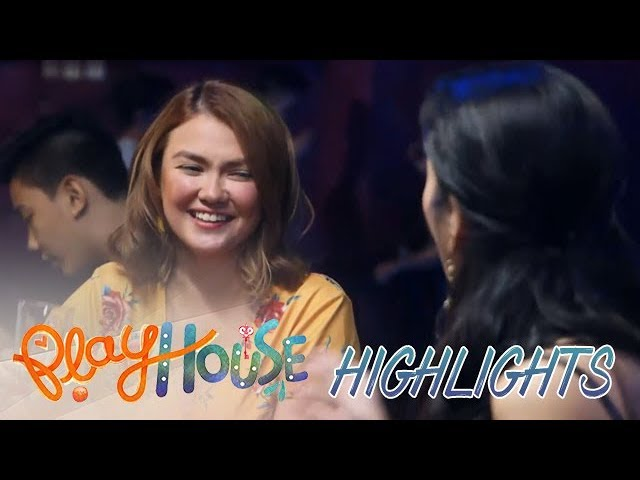Playhouse: Patty goes to party with Natalia | EP 40