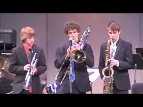 Valley High School Jazz Orchestra Iowa Jazz Championships 2010- Altered States