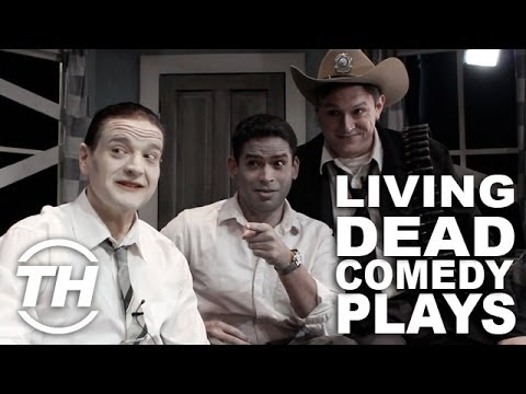 Living Dead Comedy Plays: Three Cast Members Share Innovative Details About This Zombie Play