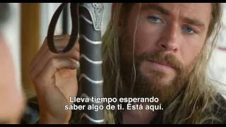 Capitán América: Civil War de Marvel | Making of: 'Bando Thor'  | HD