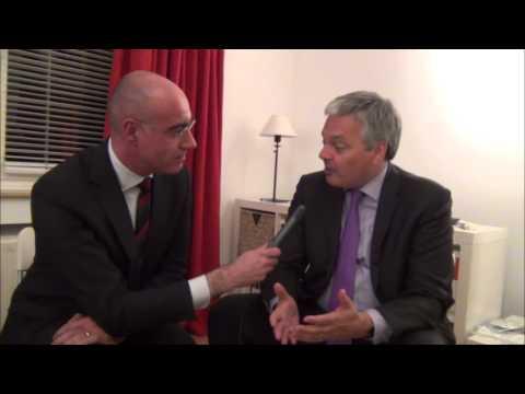 Didier Reynders : La politique étrangère de la Belgique et Israël