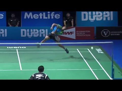 MS -  K. Srikanth vs  Tommy SUGIARTO - Destination Dubai 2014 - Day 2 Match 6