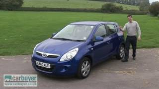 Hyundai i20 review - CarBuyer