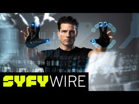 Minority Report: Everything You Didn't Know | SYFY WIRE