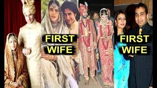 TOP 10 Bollywood Actress Who Became Second Wives
