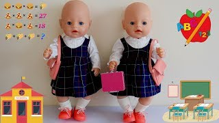 Baby Dolls Nursery Toys Dolls Pretend play with Baby Annabell Baby Born Baby Dolls & Nursery Rhymes