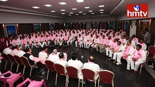 TRS Committee Meeting Updates From Delhi | hmtv