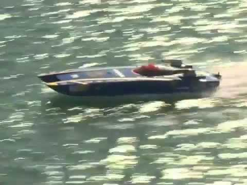 The amazing sound of Class-1 Victory V-12 powerboat engines!