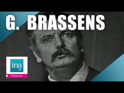 Georges Brassens - Dans Leau De La Claire Fontaine