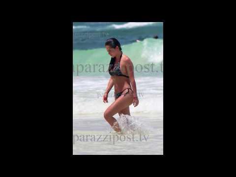Danna Garcia Bikini