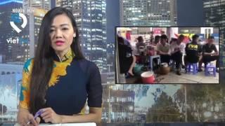 """Sự thật clip """"Chủ quán trà đá hãm trà bằng nước rửa chân"""" – Chiêu trò PR tiệm tóc Nguyễn Quốc Đức"""