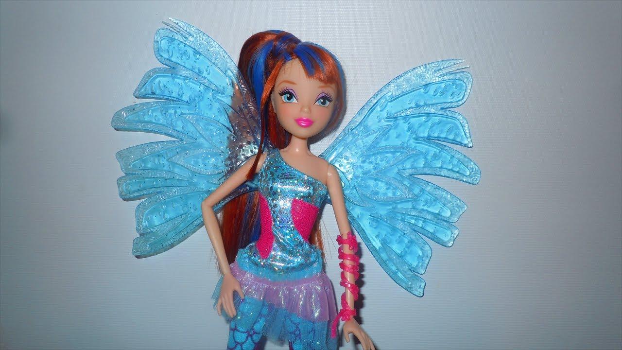 Bloom Sophix Doll Winx Club Bloom Sirenix Doll