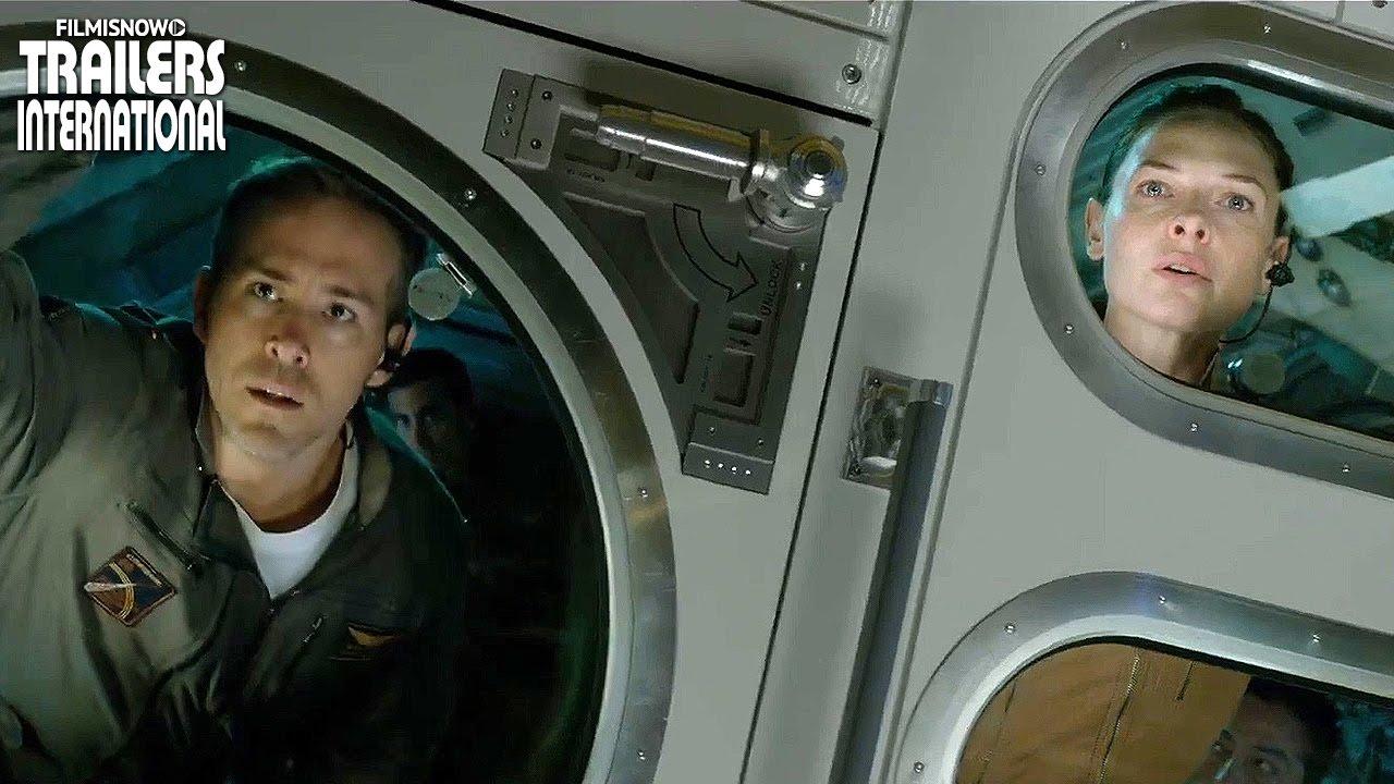 VIDA com Ryan Reynolds e Jake Gyllenhaal | Trailer Leg + Dub [HD]