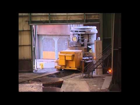 Promotiefilm Corus in IJmuiden - Tata Steel - 2007
