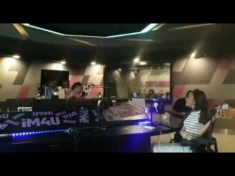 Rinni Wulandari 1st Interview Radio in Kuala Lumpur, Malaysia (part 1)