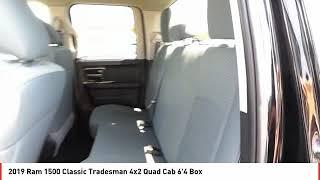 2019 Ram 1500 Classic Midland TX KS630510