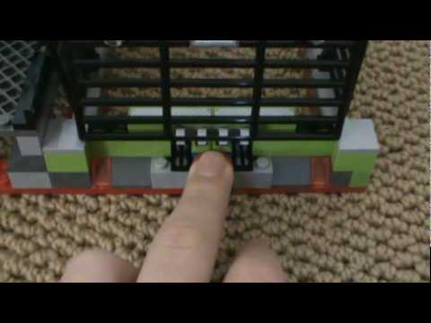 Lego Power Miners Lavatraz Review