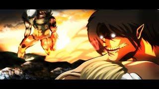 Attack on titan 104 [ Fan animation ]
